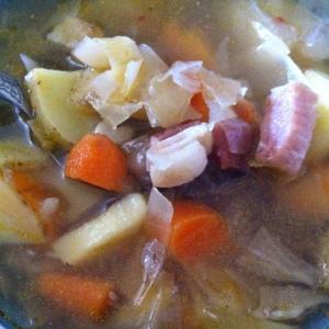 Oktoberfest soup