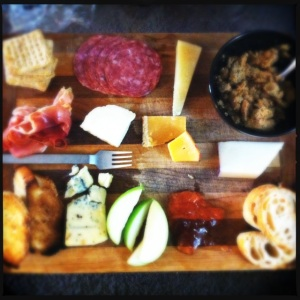 cheese plate 2