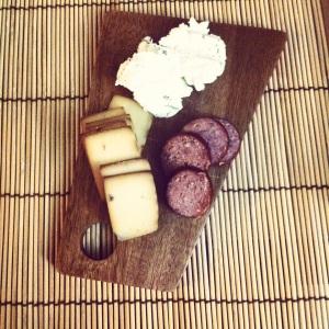 mini cheese plate