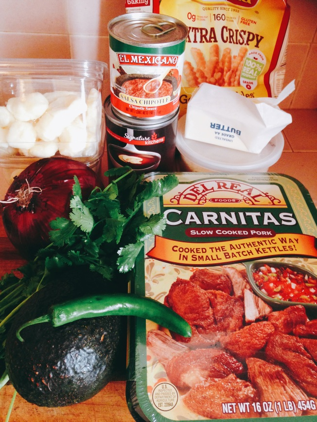 poutine ingredients